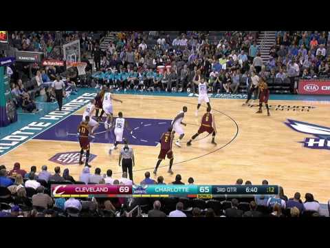 Cleveland Cavaliers vs Charlotte Hornets | March 24, 2017 | NBA 2016-17 Season