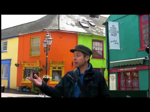 KINSALE'S BEST WALKING TOUR ......WITH BARRY!