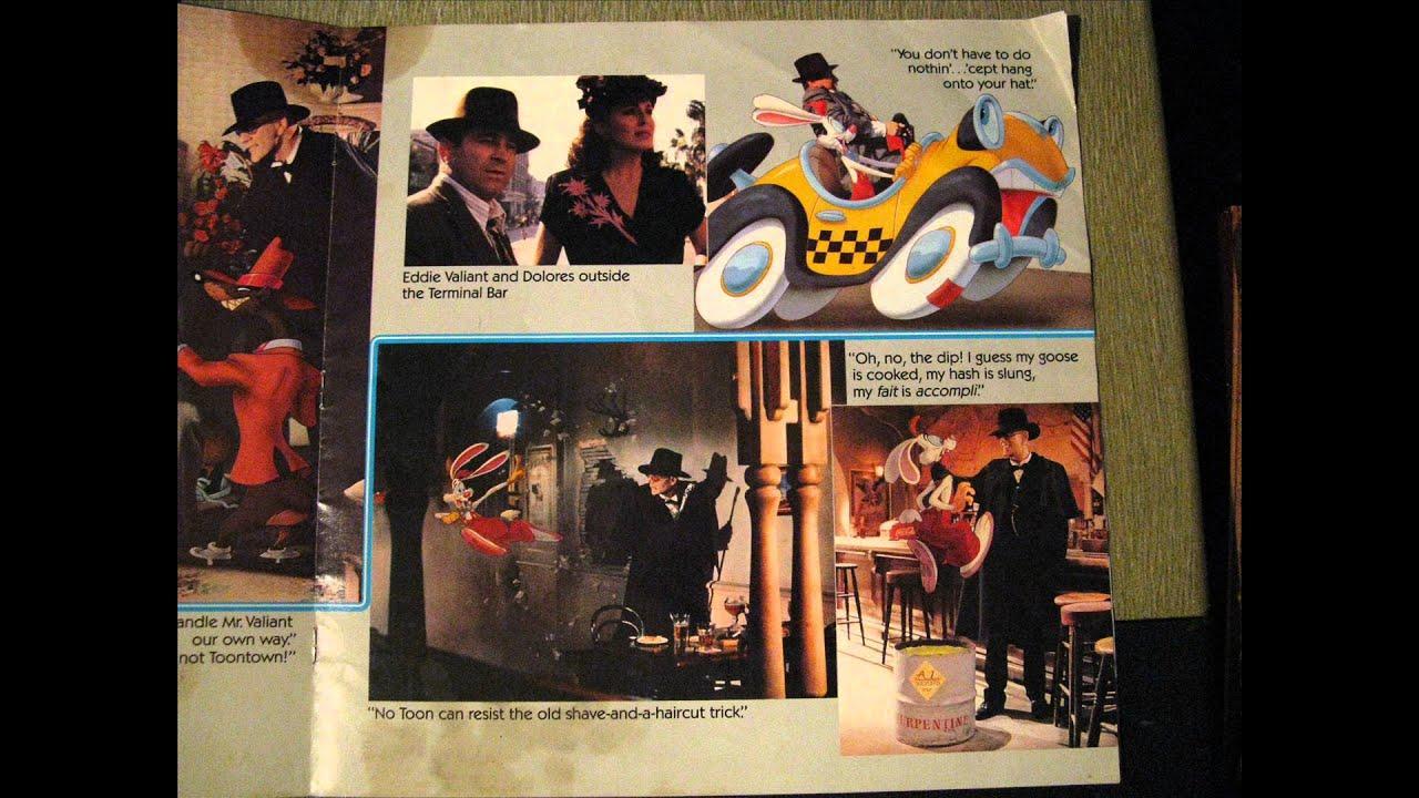 The Story Of Who Framed Roger Rabbit (2 of 3) - Cassette 1988 - YouTube