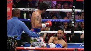 Dwyer 7-23-19 Post Fight Manny Pacquiao v. Keith Thurman