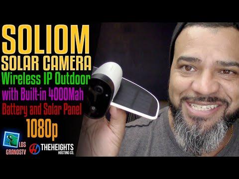 #soliom-wireless-ip-outdoor-solar-camera-📹-:-#lgtv-review
