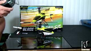 Blade 120 SR - Setup and First Flight - Beginner's Guide Part 2