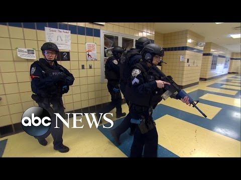 Largest-Ever Terror Drill In NYC Staged By Law Enforcement