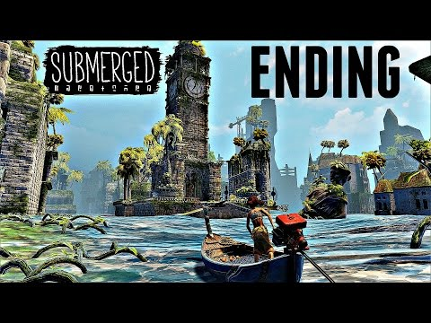 Submerged Walkthrough Part 4 - ENDING (Ps4/Xbox One Gameplay 1080p HD) streaming vf