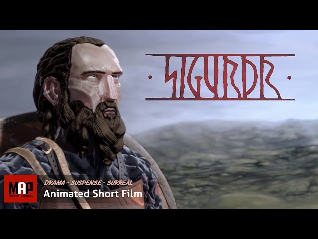 SIGURDR | CGI 3D Animated Journey of a Viking at the end of the Battle by ESMA