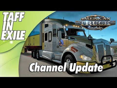 American Truck Simulator | New Mexico | More Ramblings