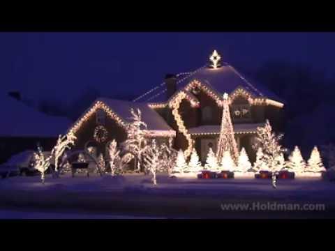 Das Coolste Weihnachts Haus Youtube
