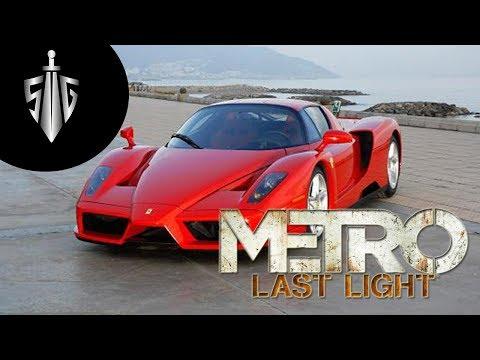 Ferrari Tren  I  Metro Last Light  #4