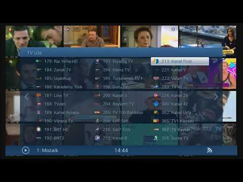Çanaksız TV büyük kanal listesi