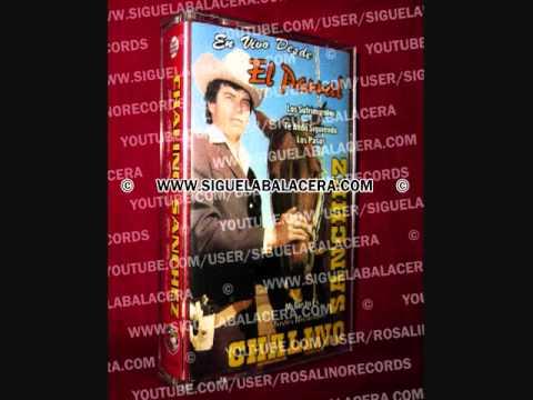 Chalino Sanchez - 04 Mi Gusto Es