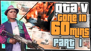 GTA 5 Online - Colour Blind (Gone In 60 Minutes #1)