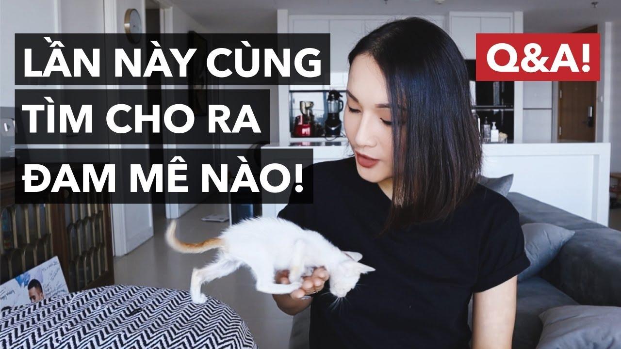 VIDEO NÀY QUYẾT TÌM ĐƯỢC ĐAM MÊ & ĐỘNG LỰC CHO BẠN! | Q&A | Giang Ơi