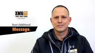 Yoav's Additional Message | PGE Master Camps