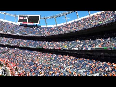 an amazing stadium...still miss the old mile high!