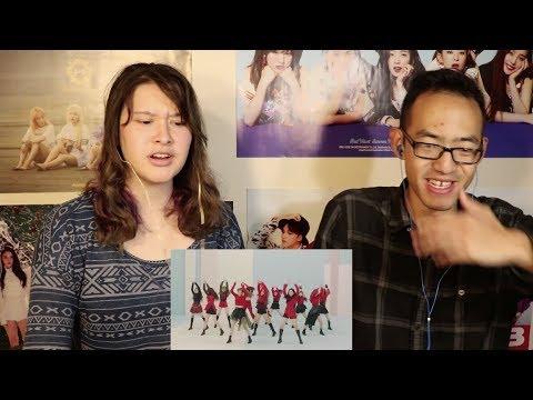 IZ*ONE 'La Vie en Rose' Reaction