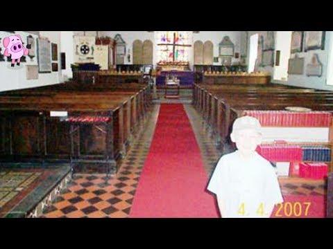 10 Creepy Church Ghost Sightings Caught on Camera