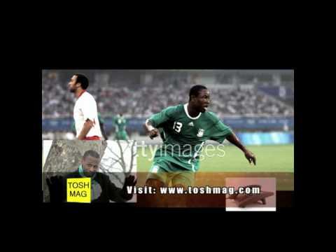 Part 3 of EP23 - TOSH Mag TV Show feat. Adefemi Olubayo, Sepp Blatter, Adebayor, Messi & more