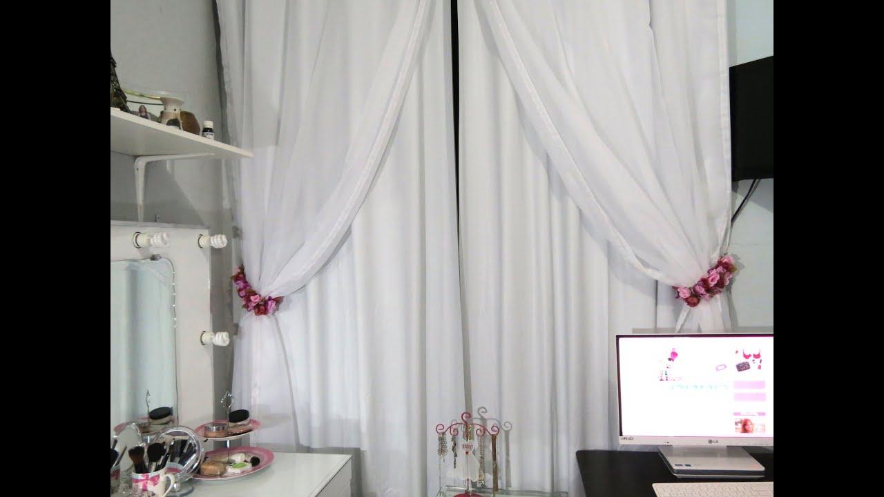 Excepcional Prendedor de cortina - YouTube GR69