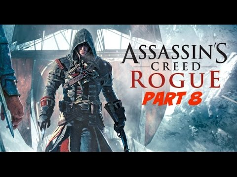 Assassins Creed Rogue - The WORST Naval Battle Ever..