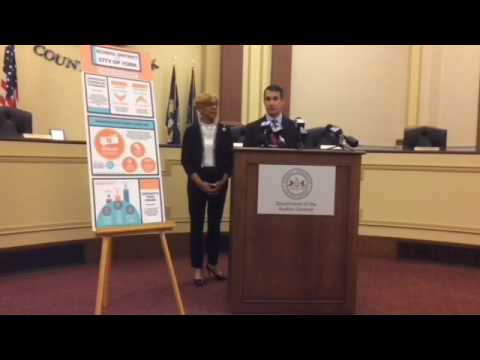 Pa. Auditor General releases report critical of City of York School District spending