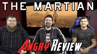 The Martian Angry Movie Review