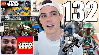 Is LEGO DOOMED? LEGO Star Wars Order 66 Sets? LEGO UCS Box Arts! | ASK MandRproductions 132