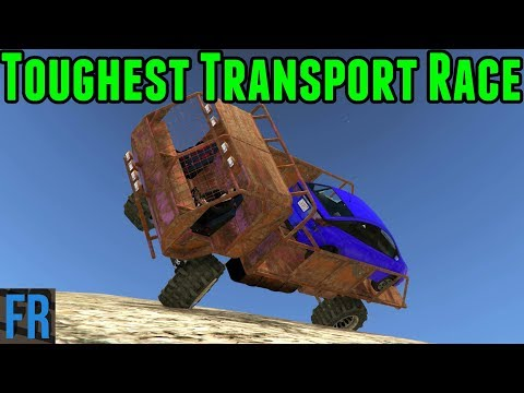 Gta 5 Challenge - Toughest Transport Race !