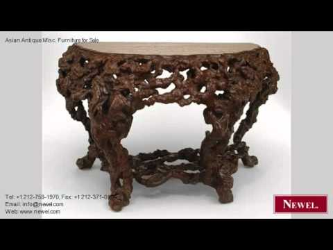 Asian Antique Misc. Furniture for Sale