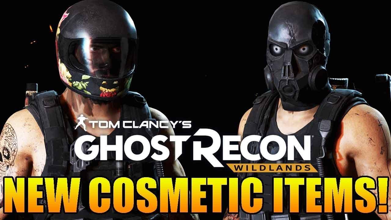 Steam Workshop :: Ghost Recon Wildlands Skull 2560x1440  Skull Ghost Recon Wildlands