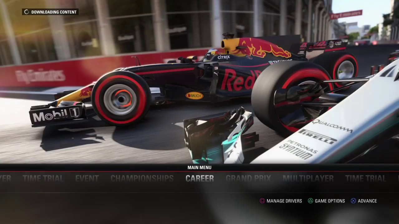 27ce3fd5261 F1 2017 E sport Event/Monza with Thrustmaster T300RS GT Edition ...