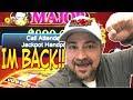 ★ HANDPAY, HANDPAY!? ★ Playing Dancing Drums MAX BET  Buffalo GOLD Wonder 4 Jackpots!☞ Slot Traveler