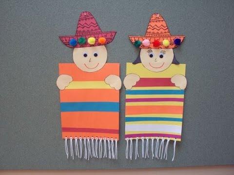 80 Manualidades De Fiesta Mexicana 15 De Septiembre Fiestas Patrias