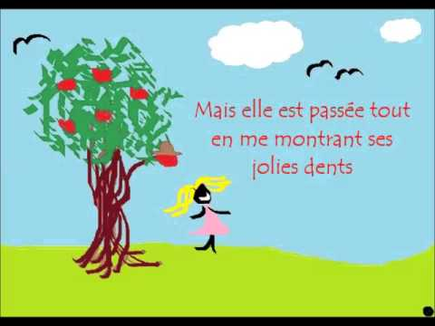 Siffler sur la colline - Joe Dassin - Paroles