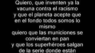 Mucho Gusto-Canserbero (Letra)