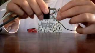 cañon electroquimico