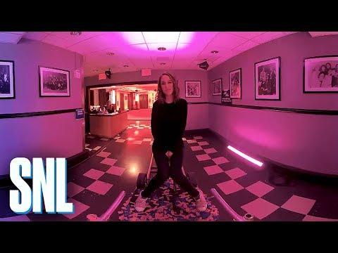 Natalie Portman's 360° SNL Promo