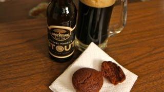 Chocolate Beer Cupcakes Recipe - Vegan Stout Cupcakes