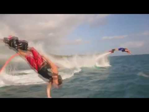 Technology and Sports - Awesome New Sea Sport 2013