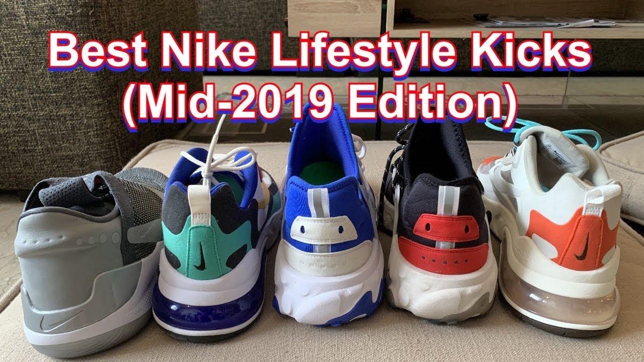 best lifestyle nike shoes
