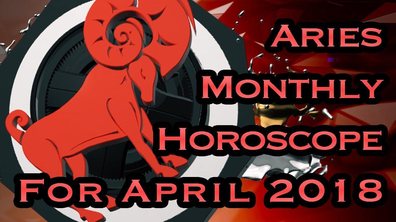 Aries Horoscope April Monthly Horoscopes 2018 In Hindi Youtube