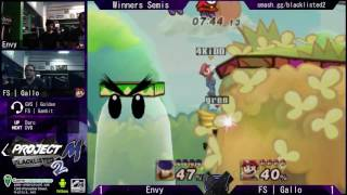 Blacklisted 2 WS - Envy (Ike) vs. FS | Gallo (Mario)