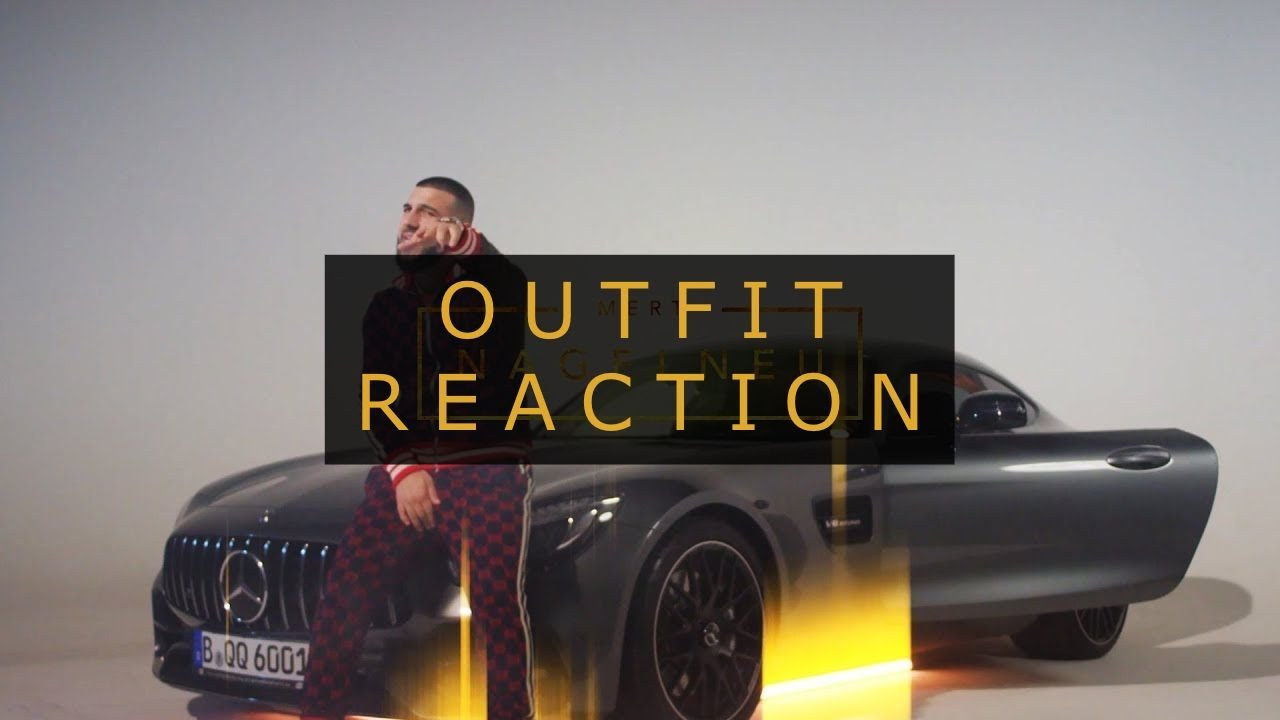Mert Abi Nagelneu Outfit & Reaction von ImmerFresh