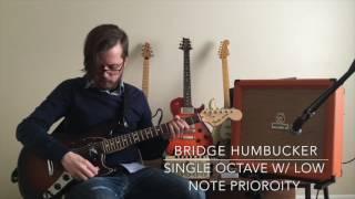 Fender American Mustang & A Little Thunder Pickup