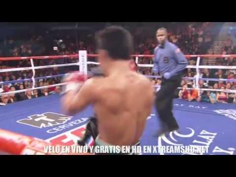 Donde Ver Manny Pacquiao vs Timothy Bradley En Vivo  Y Gratis