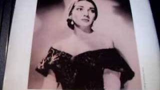 "Video Maria Callas - ""Ebben ? ne andrò lontana"" - La Wally download MP3, 3GP, MP4, WEBM, AVI, FLV Juli 2018"