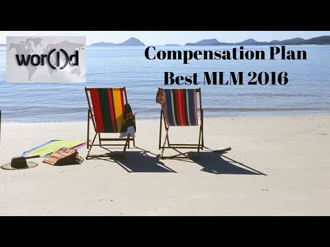 World Global Network Compensation Plan Best MLM 2016