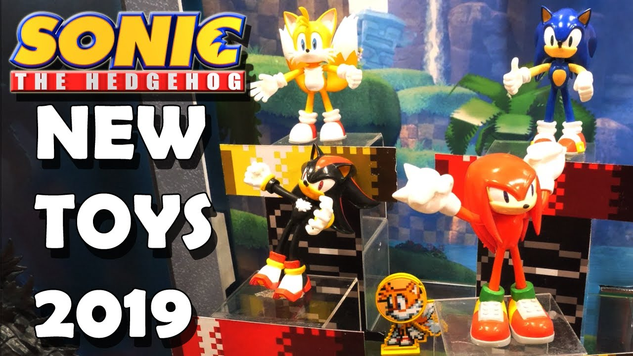 New Sonic Toys 2019 Youtube