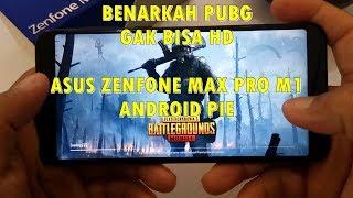 Android Pie di Asus Zenfone Max Pro M1 Bukan untuk Gamers!!! Benarkah ???