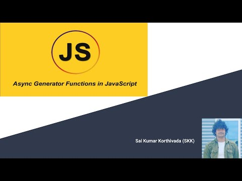 Traditional Functions v/s Generator Functions  in Javascript