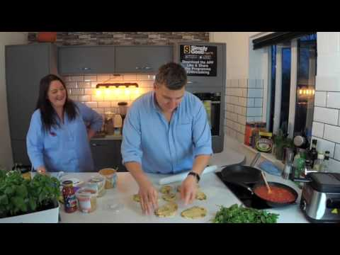 8am Alison from Dukkah Delights - Middle Eastern Cooking